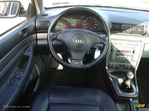 2000 Audi A4 1 8t Quattro Sedan Steering Wheel Photos