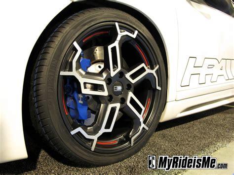 Auto Felgen custom wheels see the ugliest wheels at sema 2010