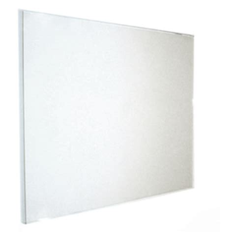 shop gardner glass products 1 8 in x 16 in x 20 in clear