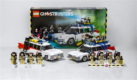 i set lego cuusoo ghostbusters ecto 1 box images the toyark news