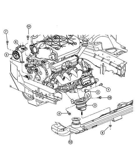 Chrysler Parts by Oem 2004 Chrysler Pacifica Parts Factory Chrysler