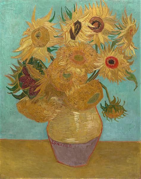 van gogh basic art file vincent willem van gogh dutch sunflowers google art project jpg wikimedia commons