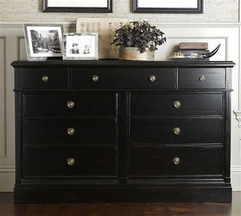 Modern Bedroom Furniture Vancouver Wide Traditional Style Wide Black Dresser