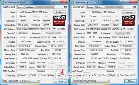 sapphire radeon nitro r7 370 4gb vs gtx 960 amd radeon r9 370x specifications revealed radeon r9