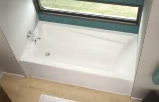 maxx bathtub exhibit ifs alcove bathtub maax professional
