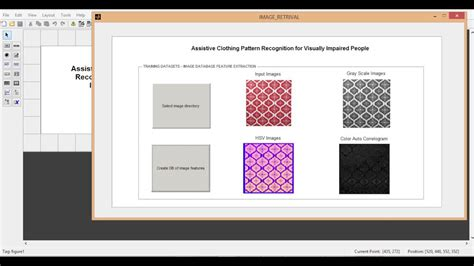 pattern recognition with matlab clothing pattern recognition using matlab ieee matlab