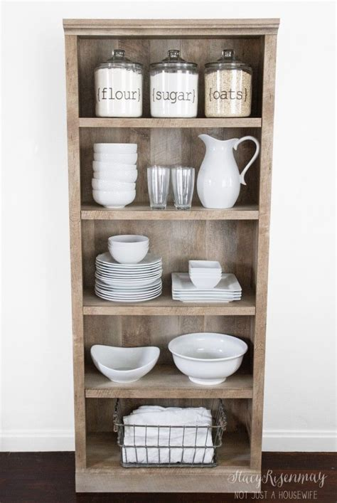 kitchen bookcase ideas 25 best ideas about bookshelf pantry on