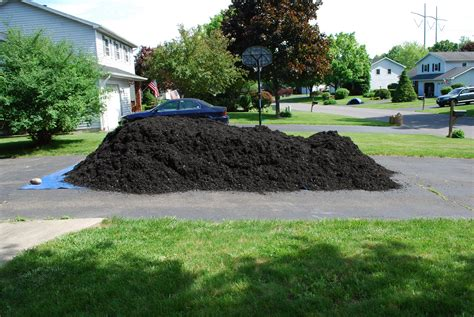 what does a landscaper do landscaping part 4 mulch and more mulch guinness