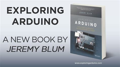 arduino tutorial by jeremy blum exploring arduino by jeremy blum 171 adafruit industries