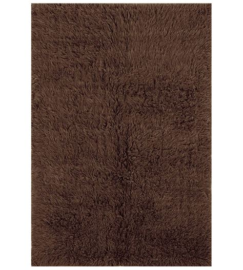 Flokati Area Rug New Flokati Area Rug Cocoa In High Pile Rugs