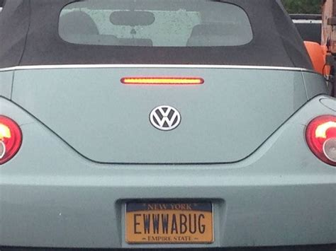 Vanity Plate Search by Pin By Byrd On Volkswagen Beetle