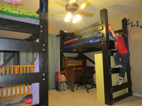 Two Bunk Beds In One Room Customer Photo 122 Op Loftbed