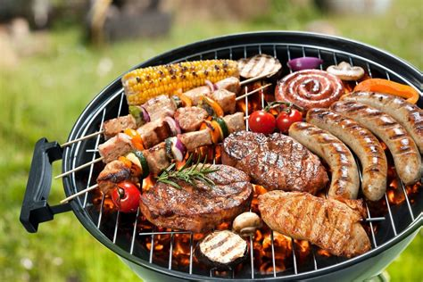 top 5 summer grilling ideas