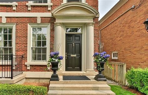 4 classic georgian style houses to call your own sotheby s international realty blog gallery classic georgian style in toronto 2 75m