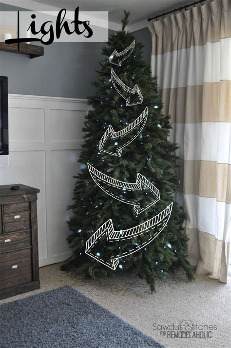 1000 ideas about corner christmas tree on pinterest