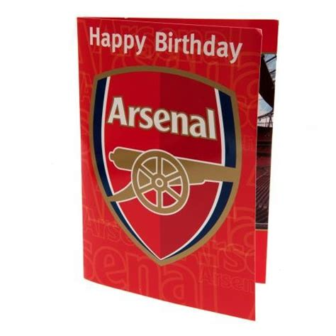 arsenal xmas cards popular birthday wishes cards for arsenal f c musical