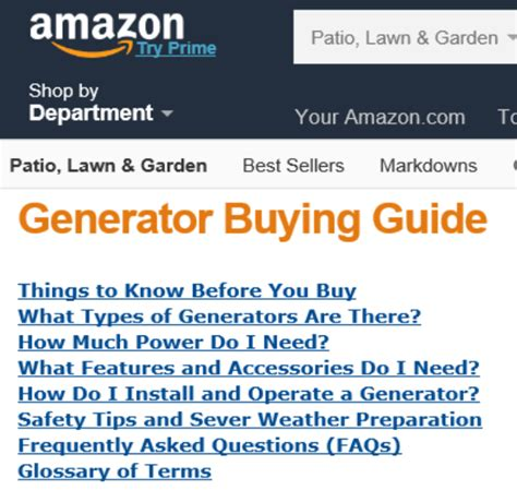 prepper s guide to buying a generator