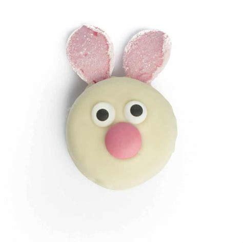 Chocolab Pink white choc bunny oreo chocolab