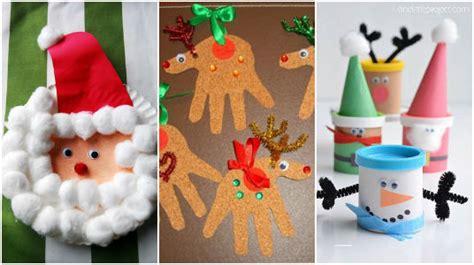 imagenes de manualidades navidenas para ninos 15 manualidades navide 241 as para ni 241 os mucha creatividad