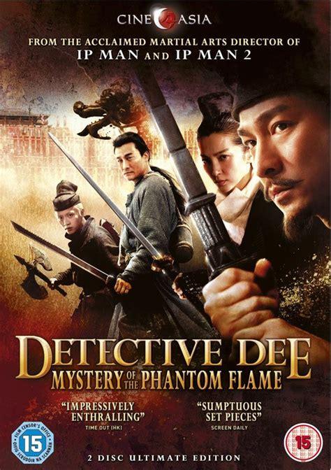 film cina detektif dee detective dee mystery of the phantom flame 2010 in