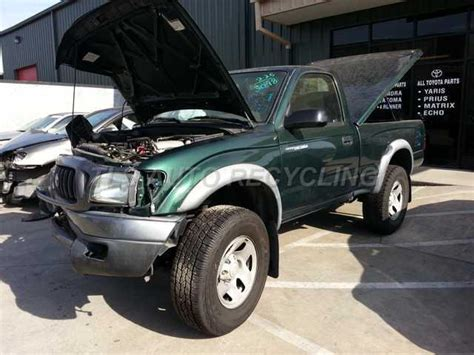 Toyota Tacoma 2001 Parts Parting Out 2001 Toyota Tacoma Stock 3023gr Tls Auto