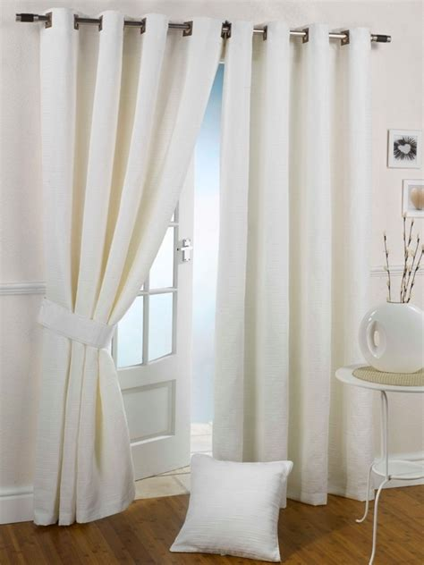Livingroom Curtain Ideas by White Curtains For Bedroom Marceladick Com