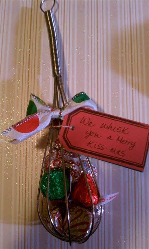 whisk   merry kissmas cute inexpensive gift idea holidays  christmas gifts