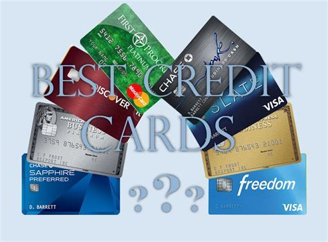 Best Credit Cards 2018   What to Choose?   Smart Money
