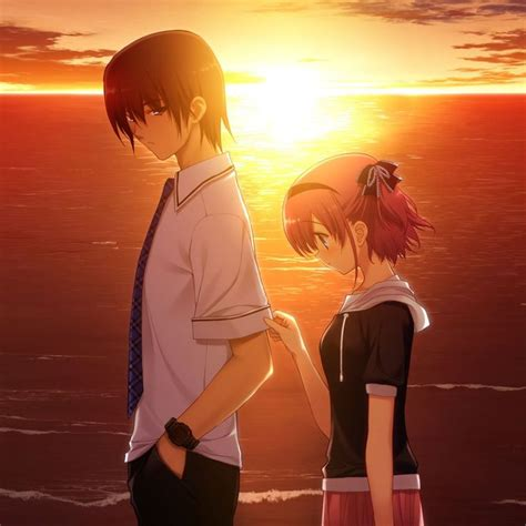 anime couple at sunset 226 best images about anime couples on pinterest anime