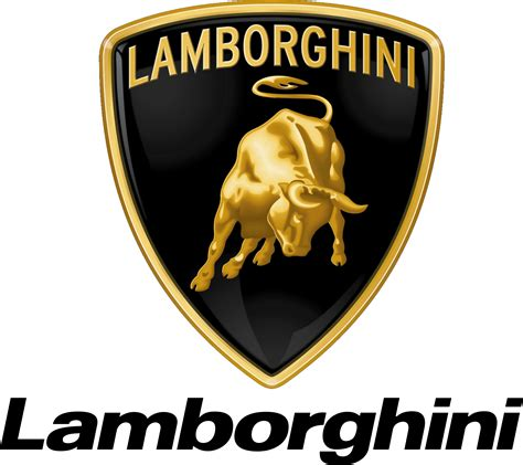 lamborghini logo black and white lamborghini logo transparent image 12