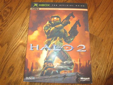Halo 2 The Official Guide halo 2 official strategy guide xbox live book dragonfly