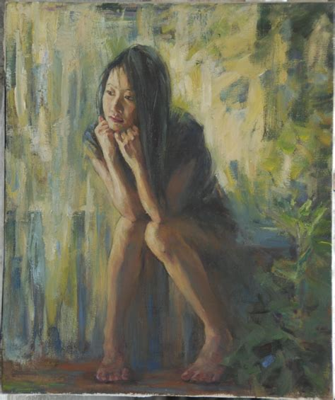 painting for youth youth original painting by zhao qian xu