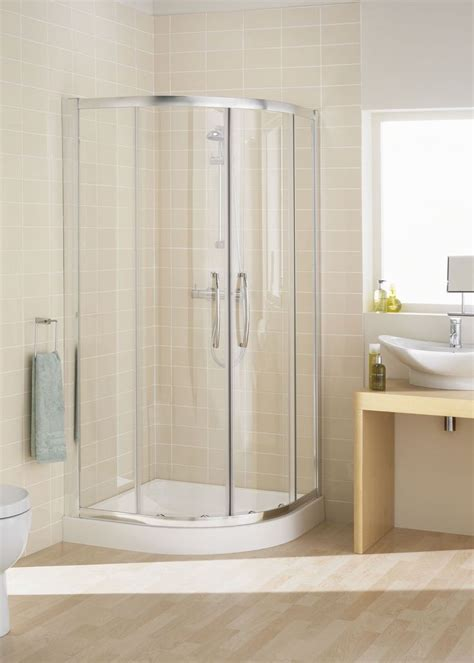 Quadrant Shower Doors Door Offset Quadrant Lakes Bathrooms Shower Corner Shower Enclosures