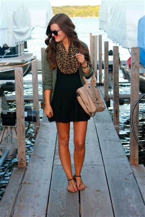 Minibags Are So Easy To Wear by Jacket Black Black Dress Dress Leopard Print Olive