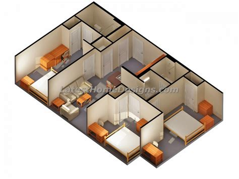 home design 3d requirements 3d designs of 3 bedroom 2 bath house plans 3d numbers clip