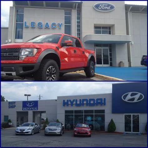 Legacy Hyundai Ford car dealership in McDonough, GA 30253
