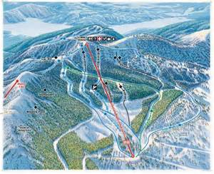 carolina skiing map the 700 season pass in carolina by sugar mountain