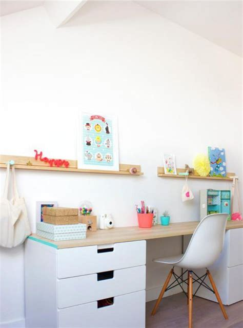 bureau ikea enfant bureau d 233 colier pour votre enfant en photos