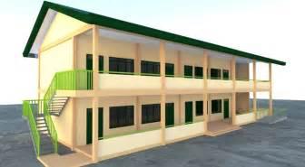 Design A Building deped new school building design two 2 storey building