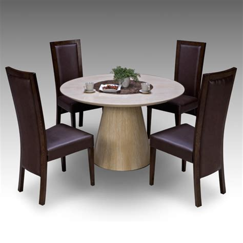 retro  marble dining table  retro elm chairs