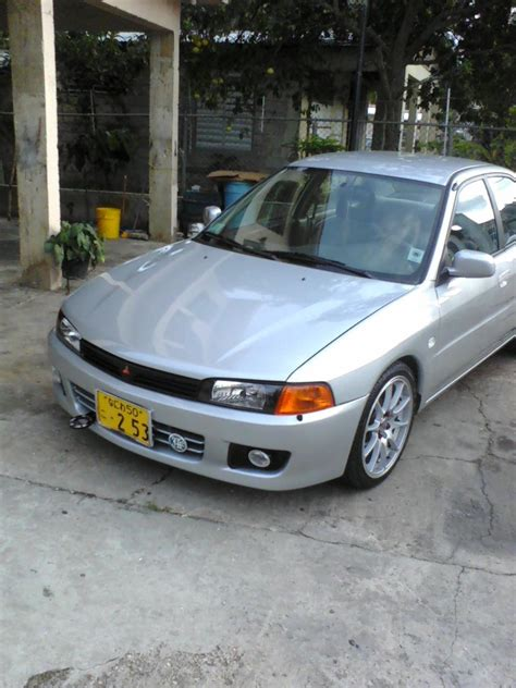Mirage 99 Jdm 1999 Mitsubishi Lancer Specs Photos