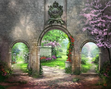 Royal Garden Peabody by Peabody Gate By Jjpeabody On Deviantart