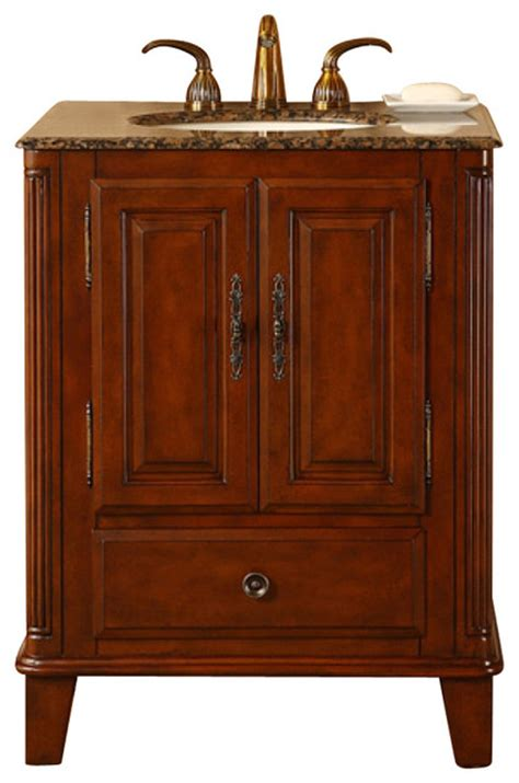 28 Bathroom Vanity With Sink 28 Inch Modern Single Sink Bathroom Vanity Traditional Bathroom Vanities And Sink Consoles