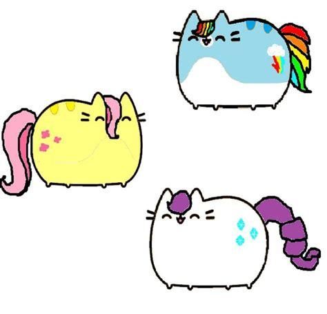 Kaos Pusheen Pusheen Small pusheen the cat my pony www imgkid the