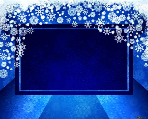 picture blue background  christmas   year cards powerpoint website