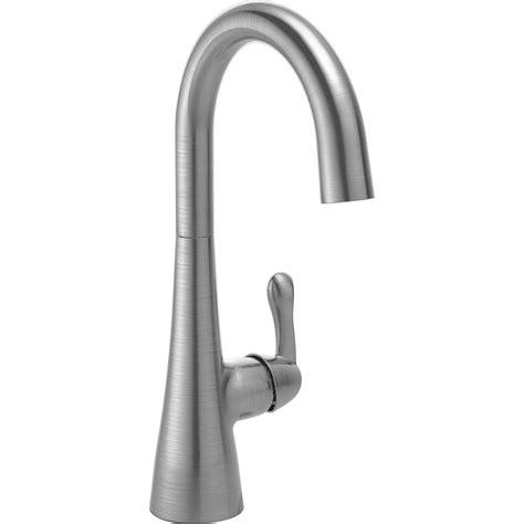 Delta Cassidy Bar Faucet by Delta Cassidy Single Handle Pull Sprayer Bar Faucet