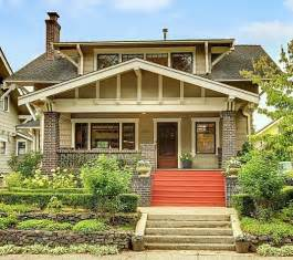 craftsman envy a 100 year old bungalow in seattle