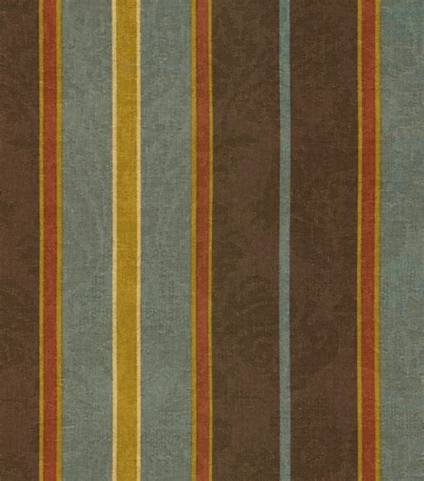 Stripe Upholstery Fabric by Waverly Newberry Stripe Fabric Bay Leaf Traditional