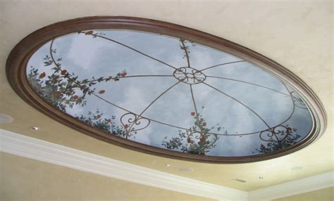 ceiling domes gfrg oval ceiling domes by rwm inc