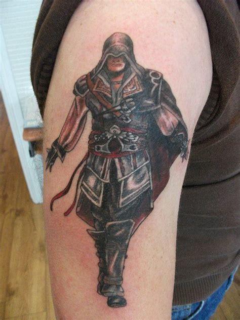 tattoo assassins video game assassins creed tattoo all the newest computer games